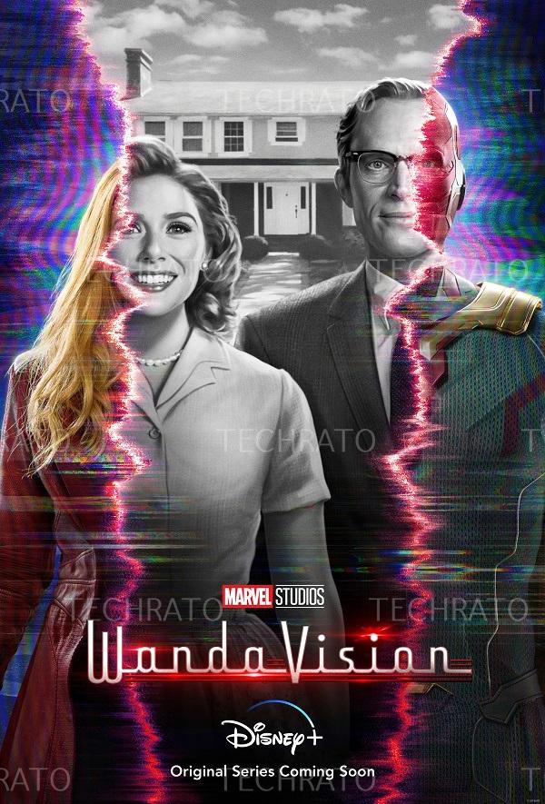 واندا ویژن (WandaVision) - بهترین سریال های 2021