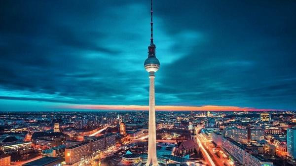 برلین : آلمان