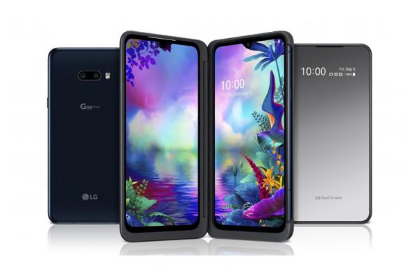 ال جی جی 8 ایکس : بهترین گوشی ال جی 2021