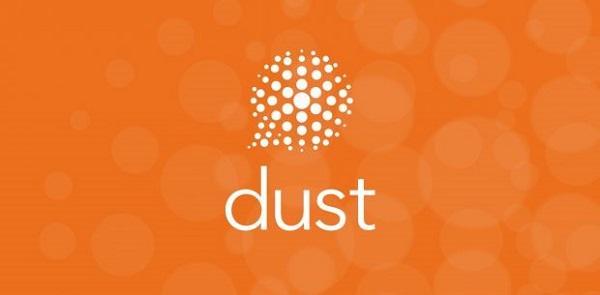 پیام رسان Dust
