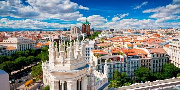 مادرید : اسپانیا