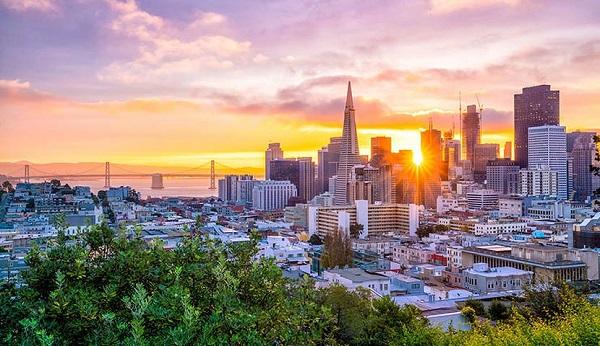سان فرانسیسکو : ایالات متحده آمریکا
