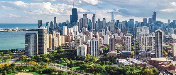 شیکاگو : ایالات متحده آمریکا