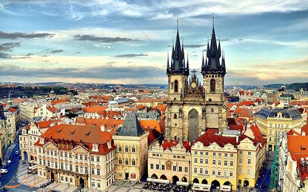پراگ : جمهوری چک