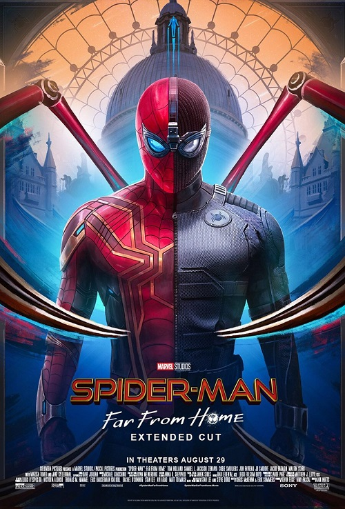مرد عنکبوتی: دور از خانه (Spider-Man: Far From Home)