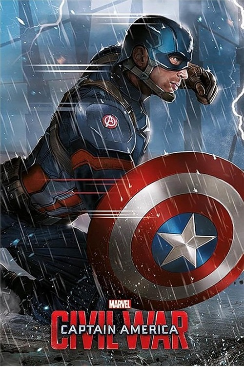کاپیتان آمریکا: جنگ داخلی (Captain America: Civil War)