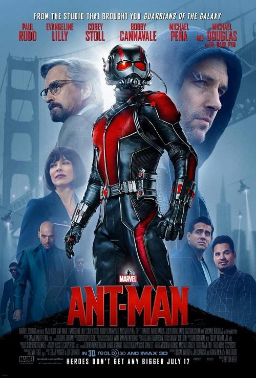 مرد مورچه ای (Ant-Man)
