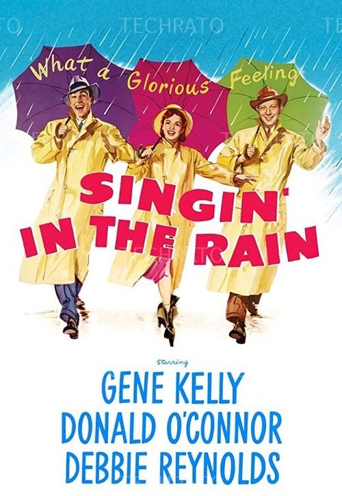 آواز در باران Singin' in the Rain