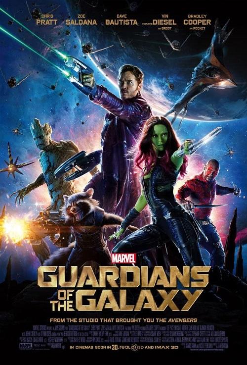 نگهبانان کهکشان (Guardians of the Galaxy)