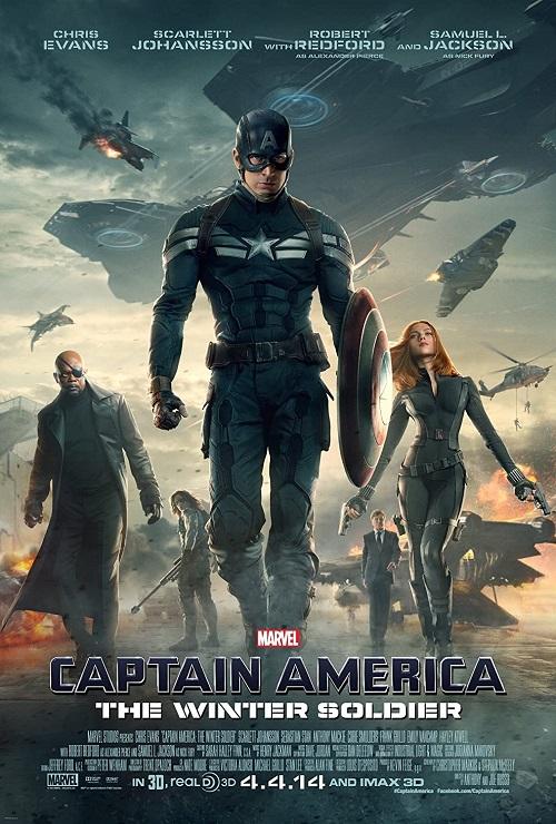کاپیتان آمریکا : سرباز زمستان (Captain America: The Winter Soldier)
