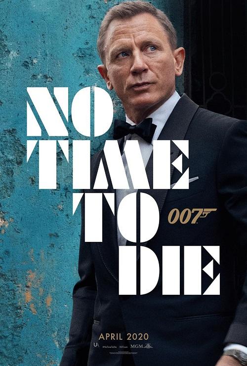 تعویق تاریخ اکران No Time To Die برای چندمین بار!