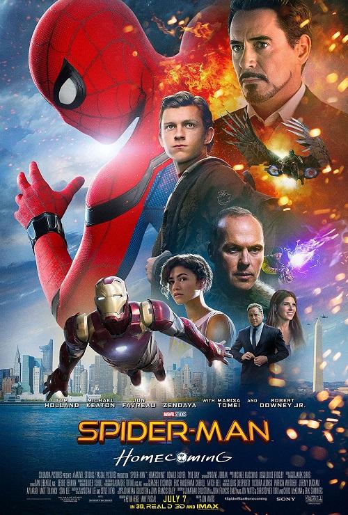 مرد عنکبوتی: بازگشت به خانه (Spider-Man: Homecoming)