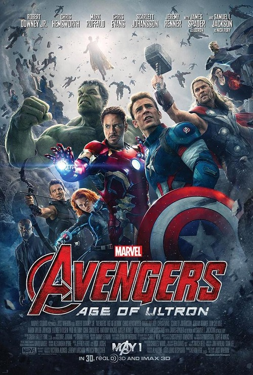 انتقام جویان: عصر اولتران (Avengers: Age of Ultron)