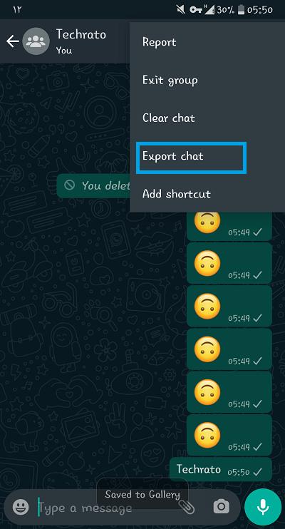 نحوه انتقال چت از واتساپ به تلگرام ؛ آپدیت جدید تلگرام