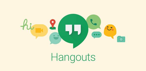 پیام رسان Hangouts