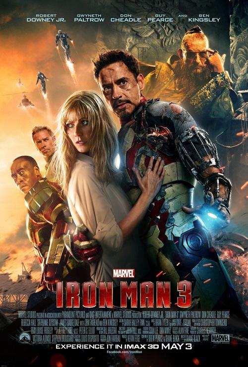 مرد آهنی 3 (Iron Man 3)