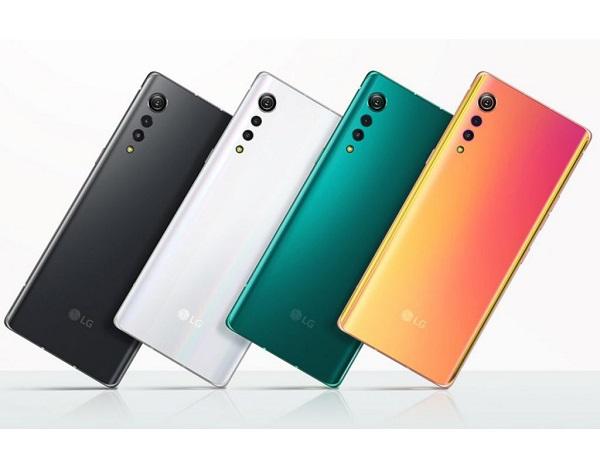 ال جی ولوت : گوشی جدید ال جی 2021
