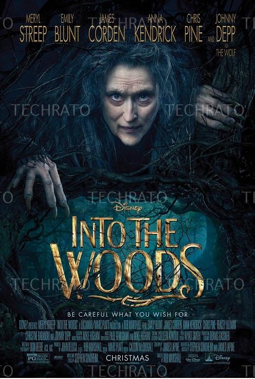 به سوی جنگل Into the Woods