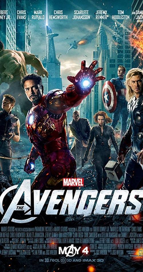 انتقام جویان (The Avengers)
