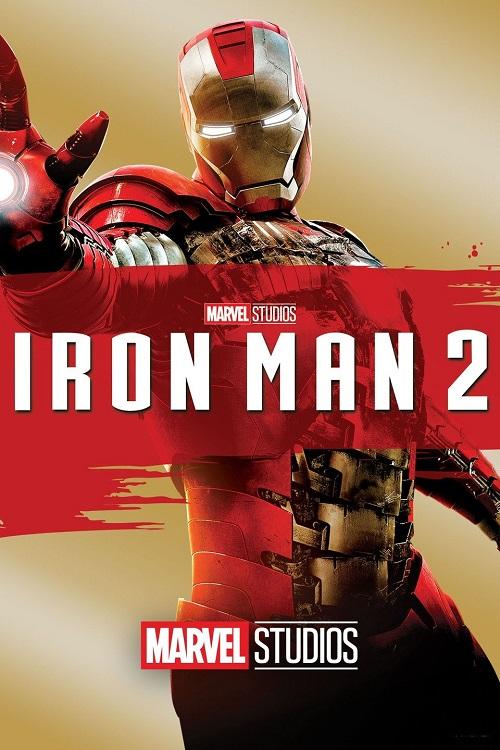 مرد آهنی 2 (Iron Man 2)