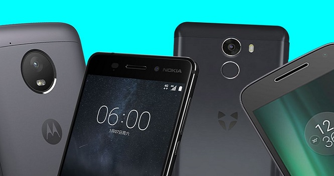 ارزان ترین گوشی های 2021 : فهرست بهترین گوشی های ارزان قیمت