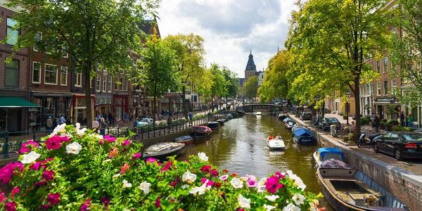آمستردام : هلند
