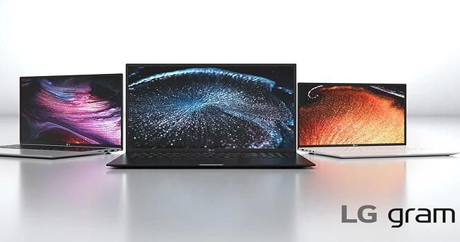 رونمایی از نسل جدید لپ تاپ LG Gram در نمایشگاه CES 2021