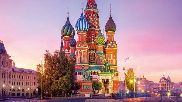 سنت پترزبورگ : روسیه