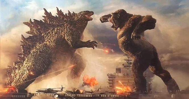 تاریخ اکران Godzilla vs. Kong جلو افتاد!