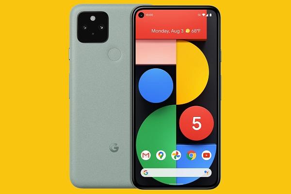 گوگل پیکسل 5 (Google Pixel 5)