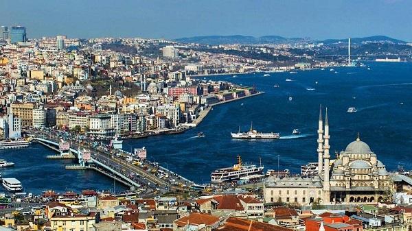 استانبول : ترکیه