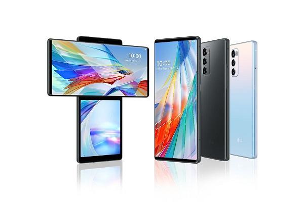 ال جی وینگ : بهترین گوشی ال جی 2021