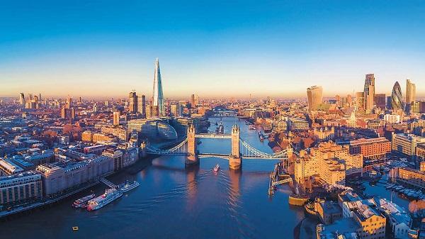 لندن : انگلستان