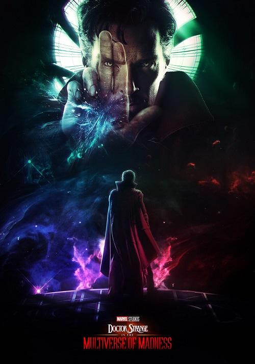 دکتر استرنج در چندجهانی دیوانگی(Doctor Strange in the Multiverse of Madness)