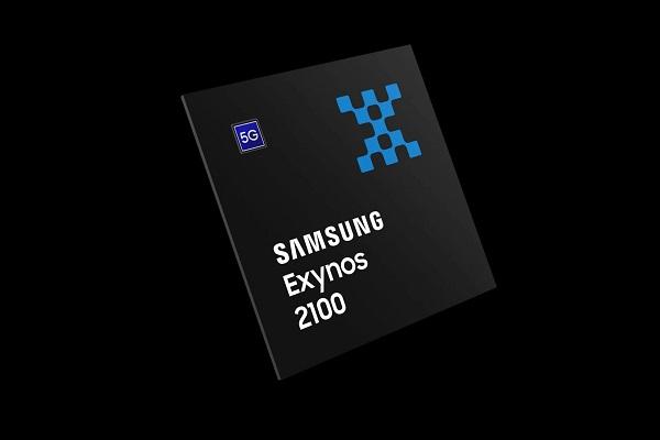 اگزینوس 2100 پردازنده پرچمدار سامسونگ رونمایی شد