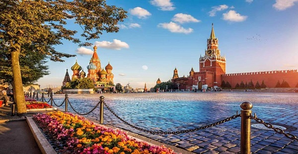 مسکو : روسیه