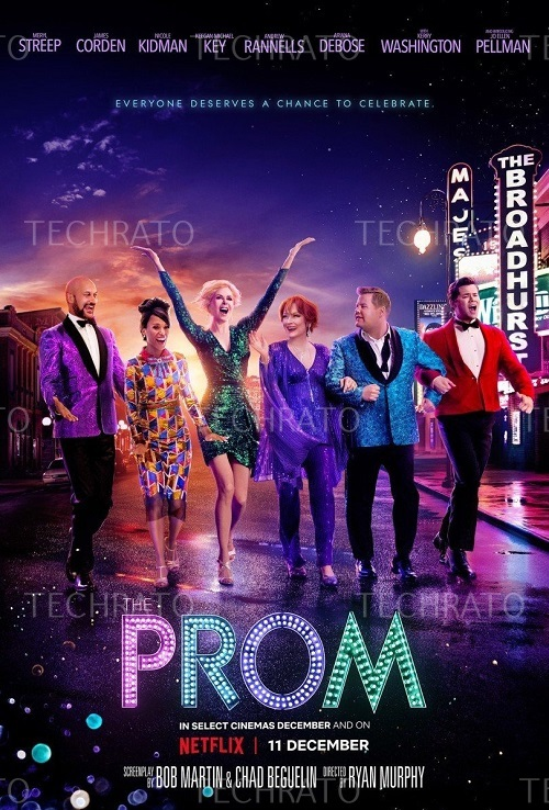 جشن پایان سال The Prom