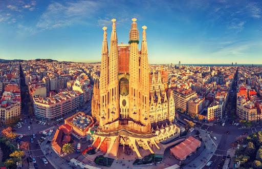 بارسلونا : اسپانیا