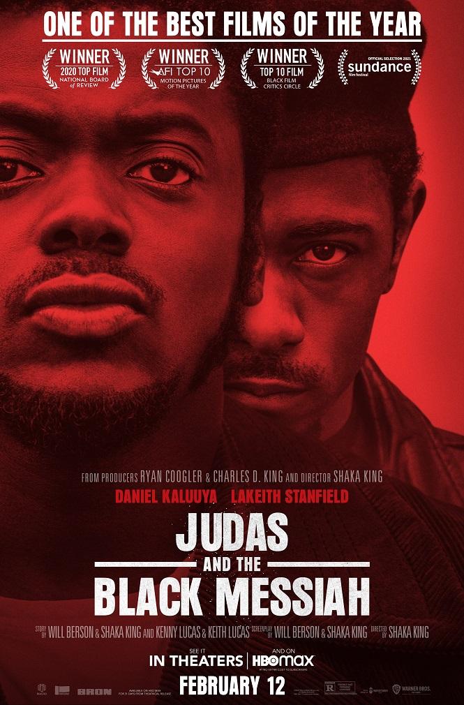 نقد فیلم Judas and The Black Messiah 2021