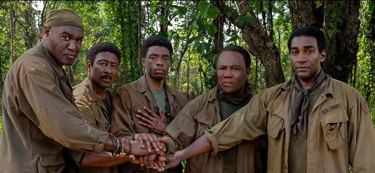 نقد فیلم Da 5 Bloods 2020 (پنج همخون)