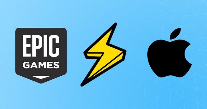 دعوی حقوقی اپیک گیمز علاوه بر اپل دامن گوگل را نیز میگیرد