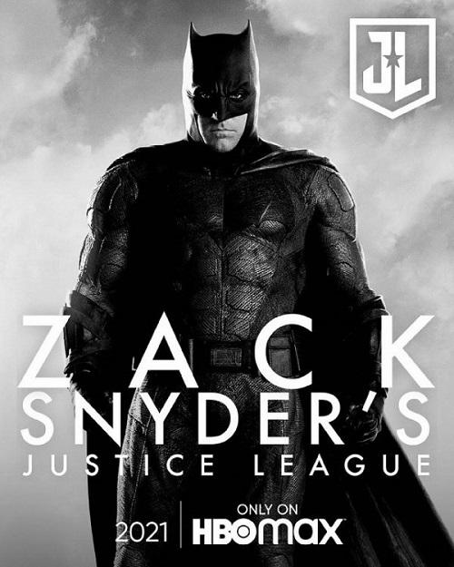 لیگ عدالت زک اسنایدر (Zack Snyder's Justice League)