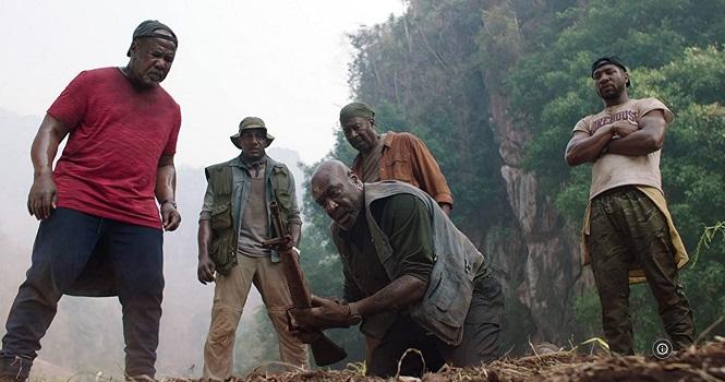 نقد فیلم Da 5 Bloods 2020 (پنج همخون) ؛ شعار زدگی بیداد می کند