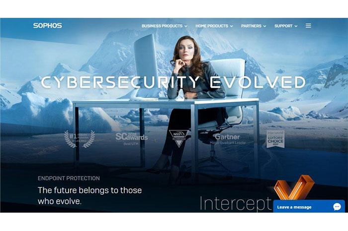 Sophos Intercept X for Mobile بهترین آنتی ویروس اندروید 2021