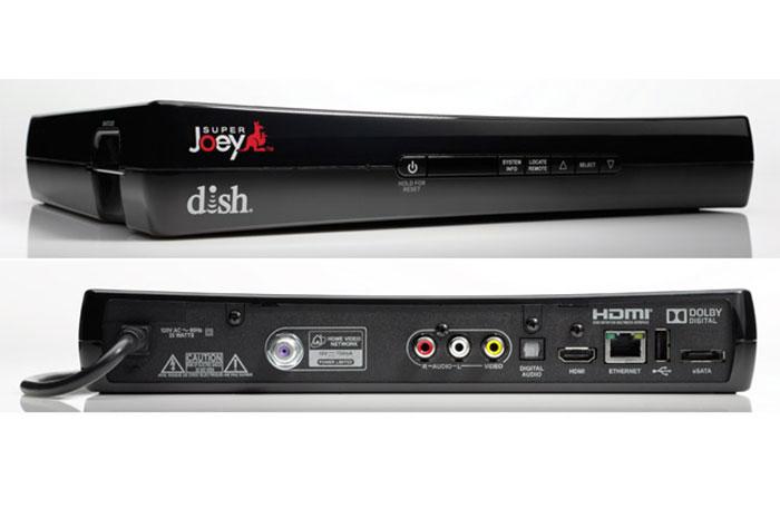 Dish Network Joey 2.0 Satellite Receiver بهترین رسیور ماهواره 2021