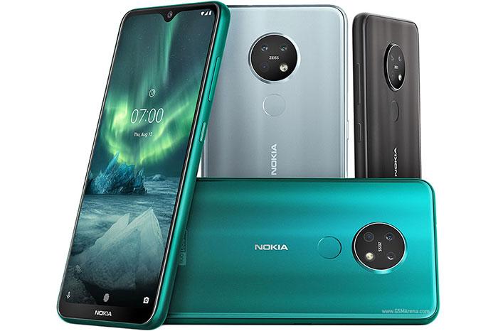 نوکیا 7.2 بهترین دوربین سلفی گوشی 2021