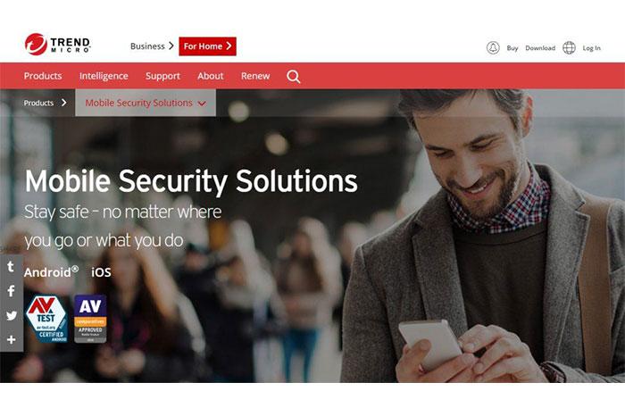Trend Micro Mobile Security بهترین آنتی ویروس اندروید 2021