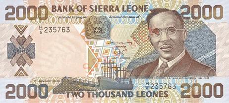 لئون سیرالئون