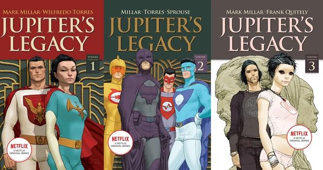 سریال میراث ژوپیتر نتفلیکس (Jupiter's Legacy) ؛ داستان، بازیگران و تاریخ پخش