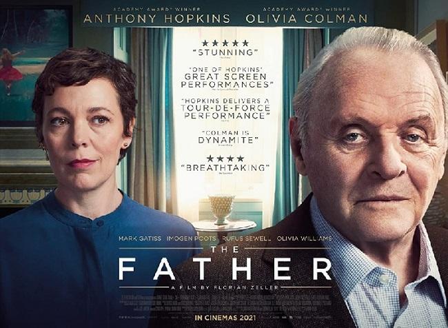 نقد فیلم The Father 2020